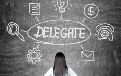 Delegate, Delegate, Delegate
