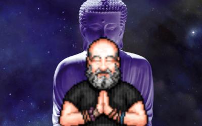 Embracing the Selfish Buddha