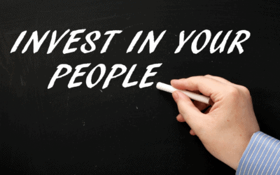 The Importance of Investing In People – Part 2